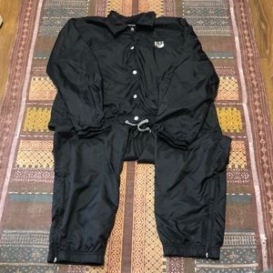 90's vintage women's Nike track suit